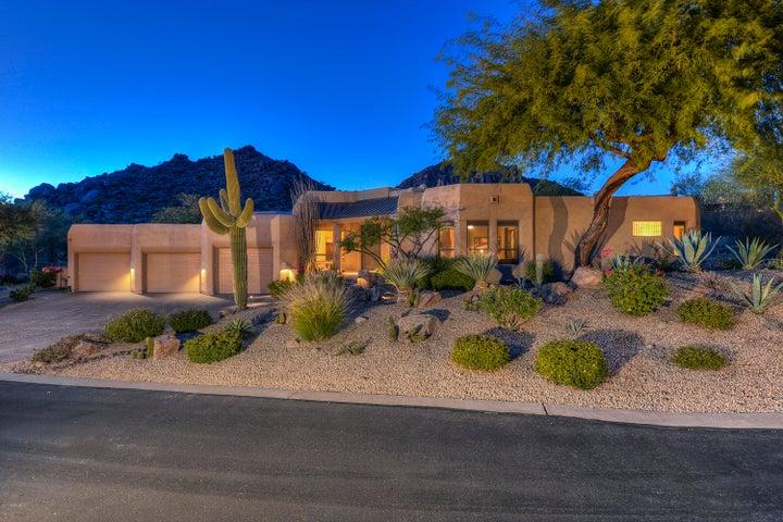 11448 E DESERT VISTA Drive, Scottsdale, AZ 85255