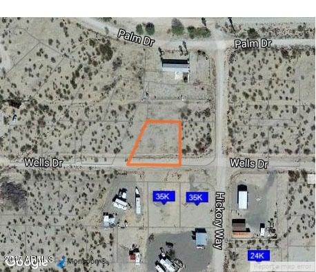 67261 WELLS Drive, 968, Salome, AZ 85348