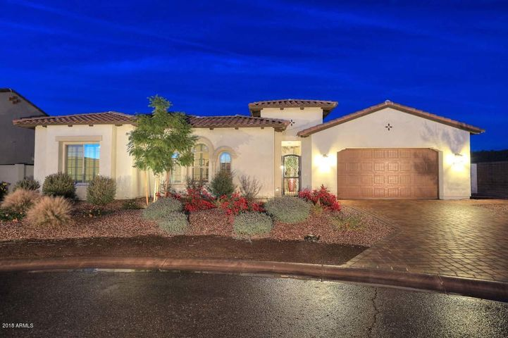 11708 W RED HAWK Drive, Peoria, AZ 85383