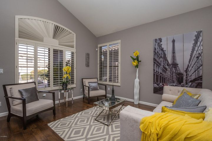 Upgrades in all the right places, just like these plantation shutters where it matters.