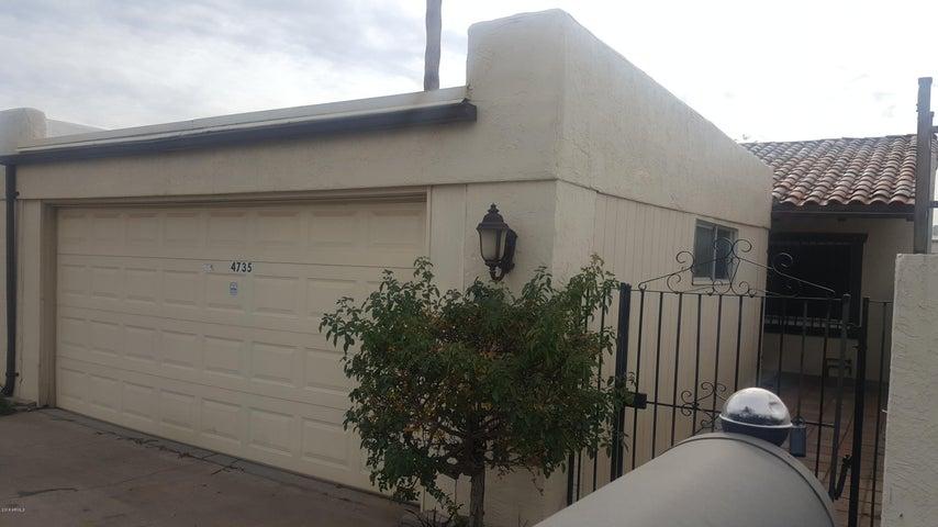 4735 W PALMAIRE Avenue, Glendale, AZ 85301