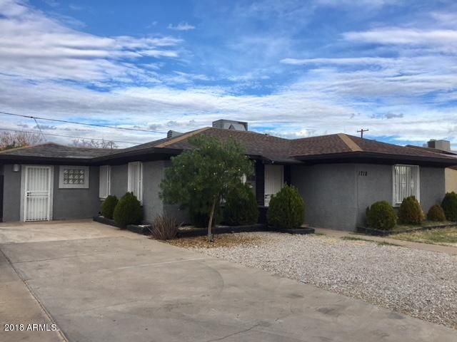 1718 W INDIAN SCHOOL Road, Phoenix, AZ 85015