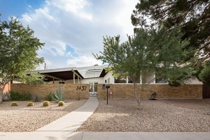 1431 E ROSE Lane, Phoenix, AZ 85014