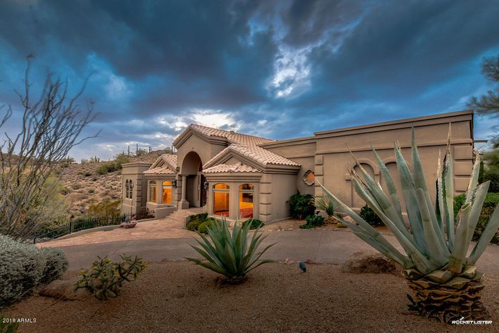 11311 E TROON VISTA Drive, Scottsdale, AZ 85255