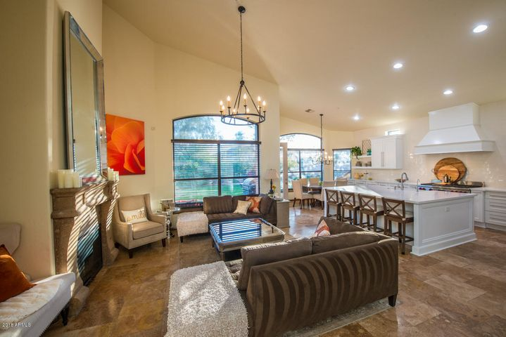 Great room / Family room