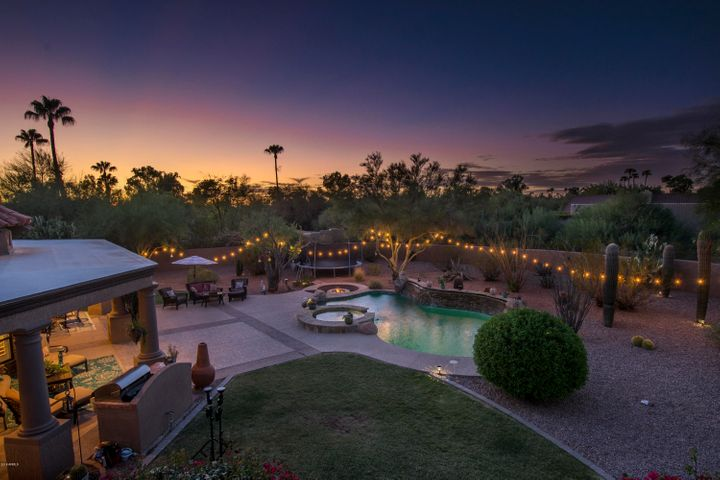 One Acre Lot with Spectacular Sunset Views