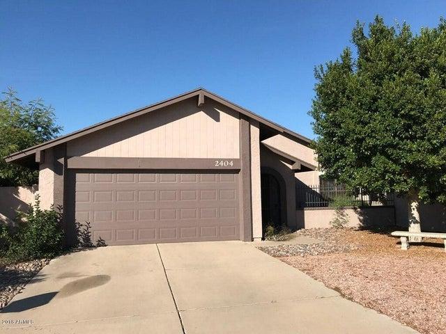 2404 W KIOWA Circle, Mesa, AZ 85202