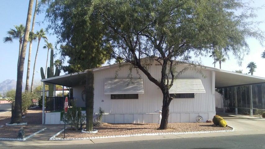 11425 E UNIVERSITY Drive, 74, Apache Junction, AZ 85120