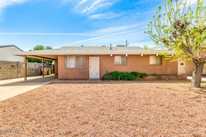 6137 W CLAREMONT Street, Glendale, AZ 85301