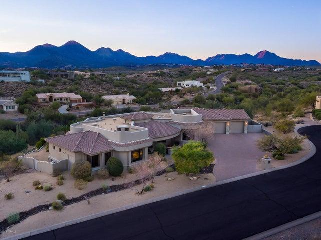15202 N Eagle Feather Ridge Drive, Fountain Hills, AZ 85268
