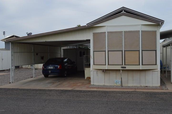 210 E MESA Drive, Florence, AZ 85132