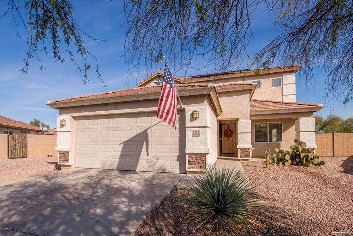 1515 S 228TH Court, Buckeye, AZ 85326