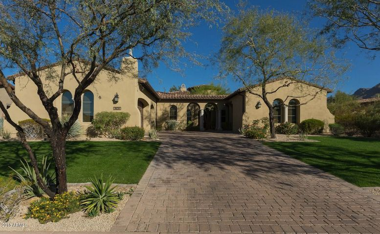 9636 E BUTEO Drive, Scottsdale, AZ 85255