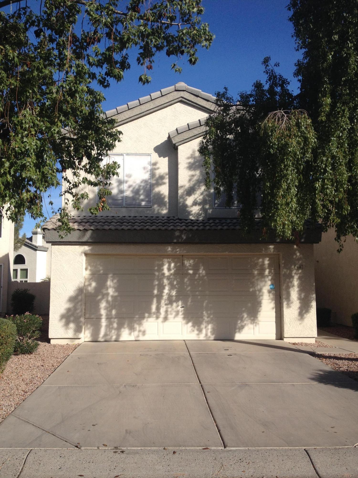 1126 W Sandy Banks Lane, Gilbert, AZ 85233