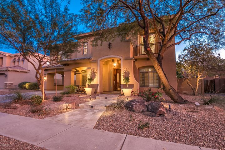 4287 E BLUE SAGE Court, Gilbert, AZ 85297