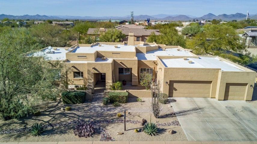 Sonoran Vista community, large lot home