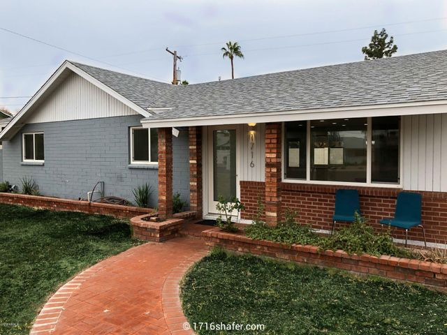 1716 S SHAFER Drive, Tempe, AZ 85281