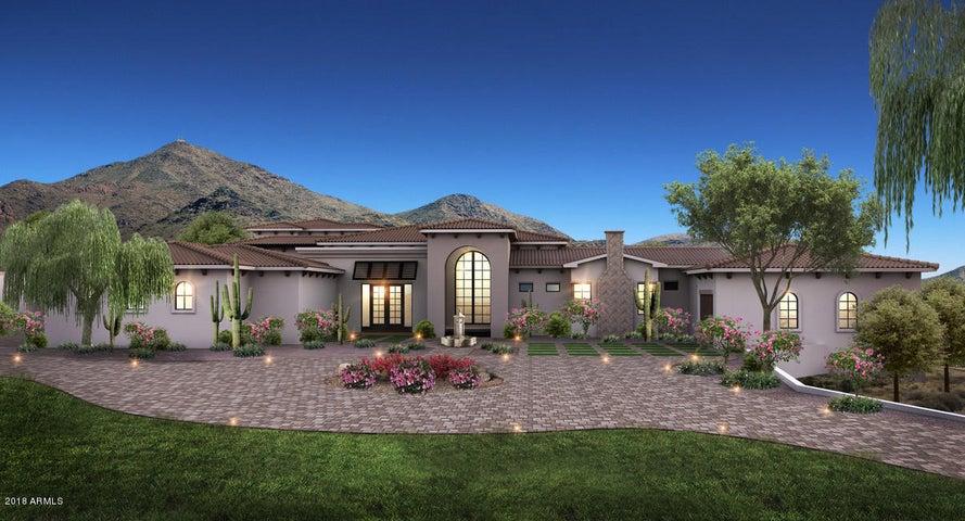 6837 N LOST DUTCHMAN Drive, Paradise Valley, AZ 85253