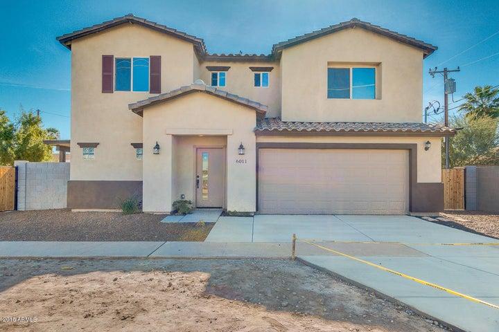 6011 W LAMAR Road, Glendale, AZ 85301
