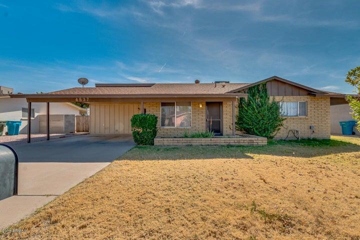 4537 W SIERRA Street, Glendale, AZ 85304