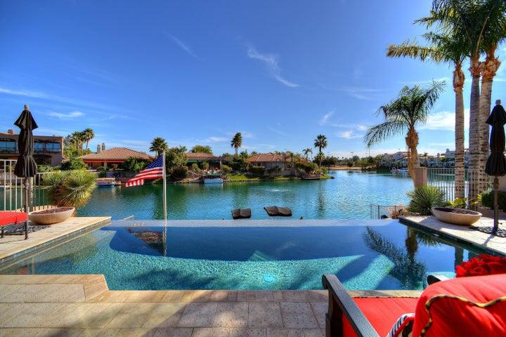 Pool/Lake View