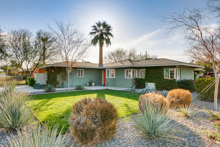Gorgeous Curb Appeal and Landscaped Front Yard