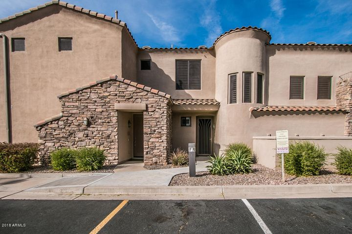Great curb appeal in a well-maintained, gated subdivision. End unit!