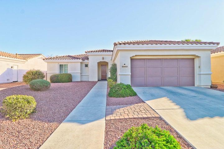 22321 N MONTECITO Avenue, Sun City West, AZ 85375