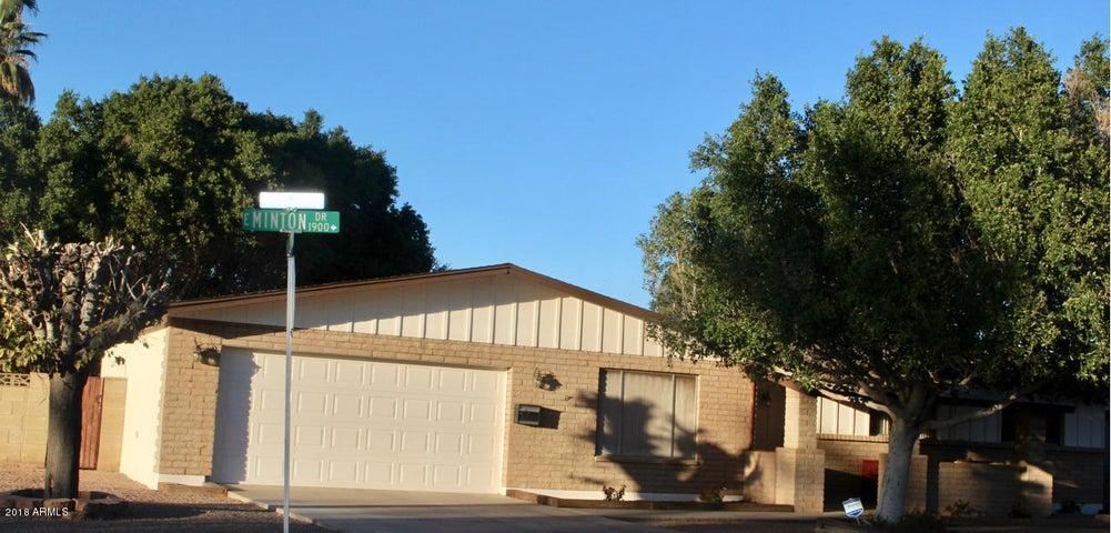 1906 E MINTON Drive, Tempe, AZ 85282