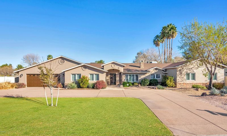 5212 E WINDROSE Drive, Scottsdale, AZ 85254