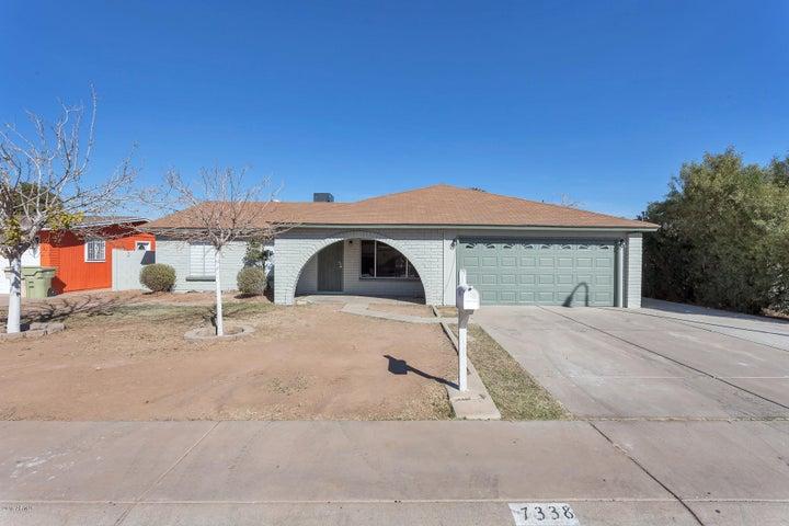 7338 W KEIM Drive, Glendale, AZ 85303