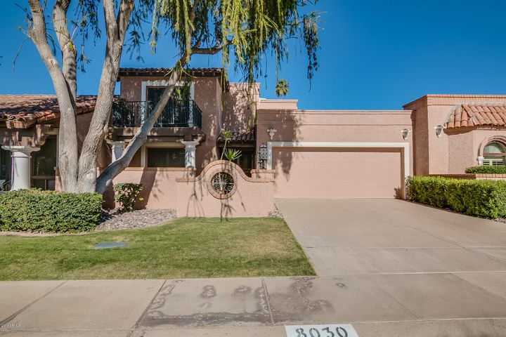 8030 E VIA DE LOS LIBROS, Scottsdale, AZ 85258
