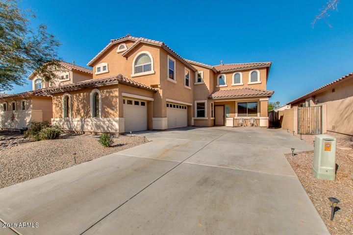 45064 W BUCKHORN Trail, Maricopa, AZ 85139