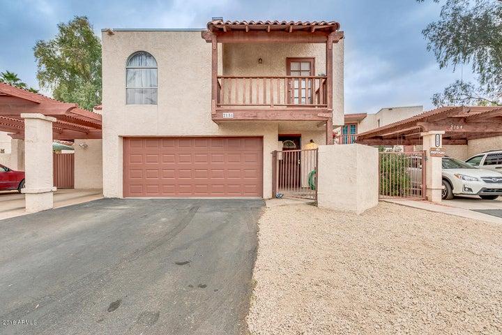 2158 E SANOS Drive, Tempe, AZ 85281