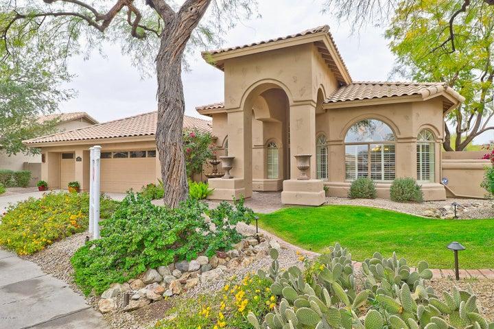 9160 E PALM TREE Drive, Scottsdale, AZ 85255