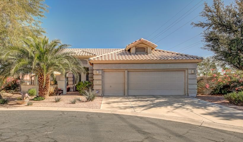 25049 S HOLLYGREEN Drive, Sun Lakes, AZ 85248