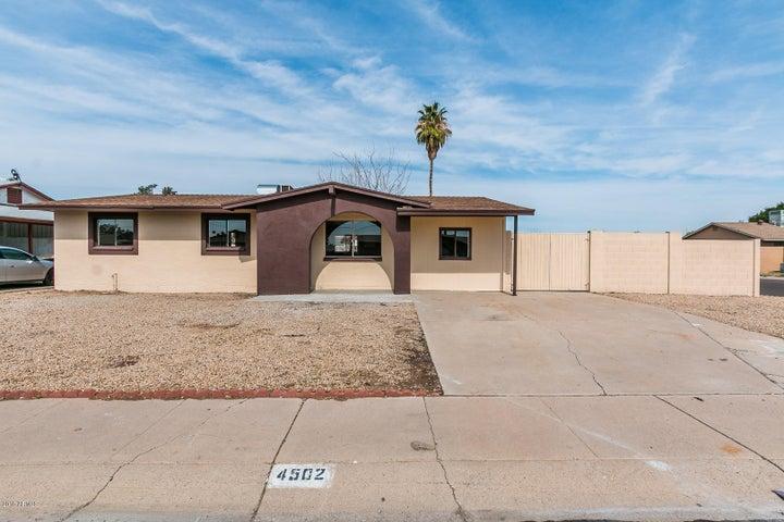 4502 W CARON Street, Glendale, AZ 85302