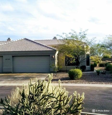 16745 E SAGUARO Boulevard, 112, Fountain Hills, AZ 85268