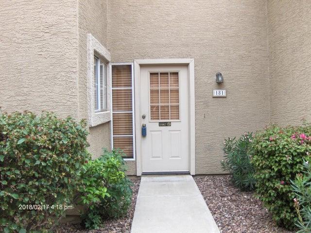 1633 E Lakeside Drive, 181, Gilbert, AZ 85234