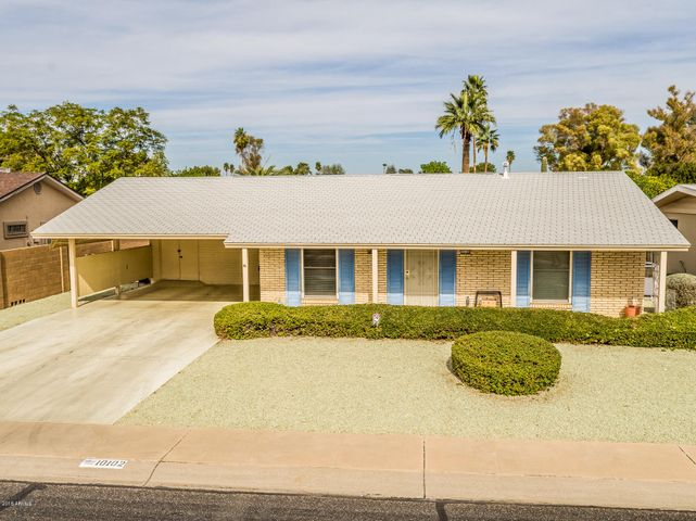 10102 W DENHAM Drive, Sun City, AZ 85351