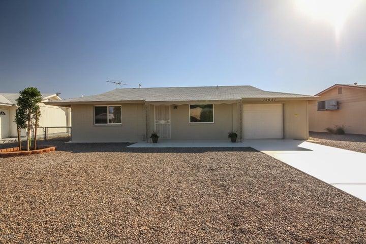 12021 N THUNDERBIRD Road, Sun City, AZ 85351