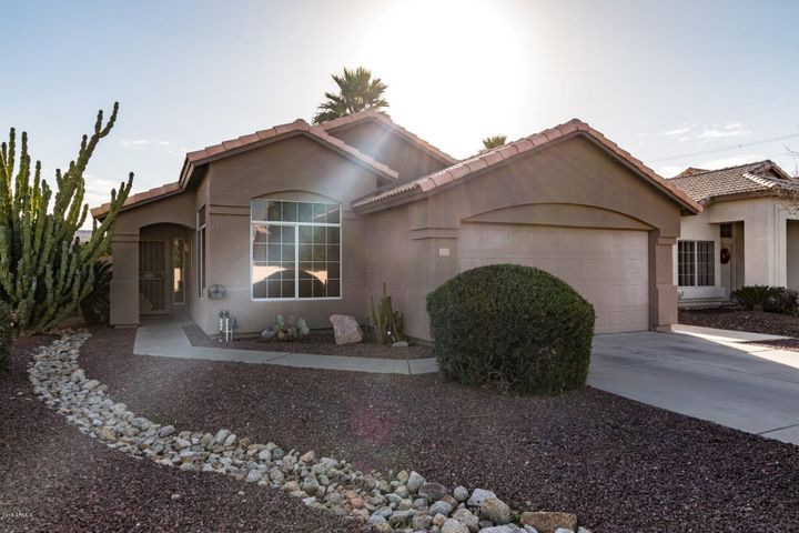 449 N OCOTILLO Lane, Gilbert, AZ 85233