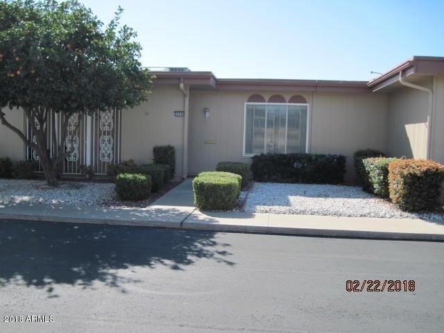 13208 N 98TH Avenue, K, Sun City, AZ 85351