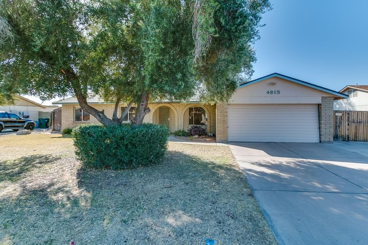 4815 W ASTER Drive, Glendale, AZ 85304