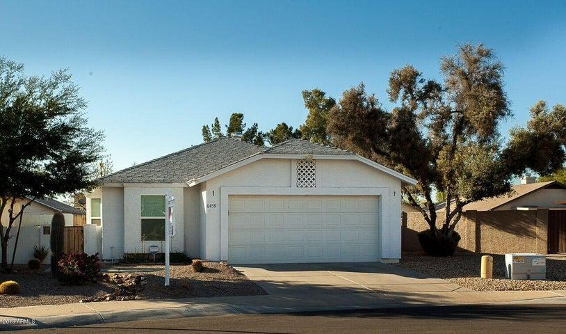 6459 W GOLDEN Lane, Glendale, AZ 85302