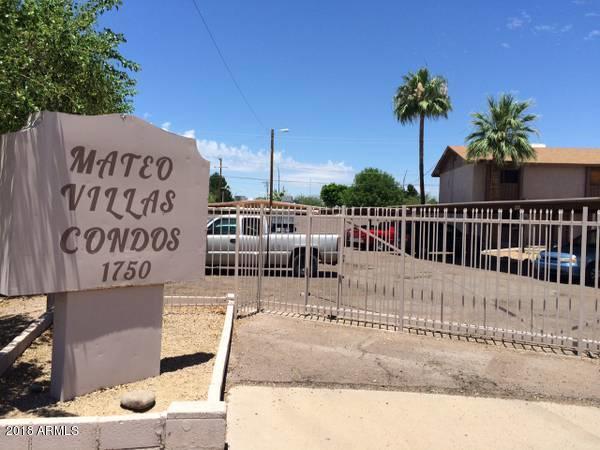 1750 E Mateo Circle, 101, Mesa, AZ 85204