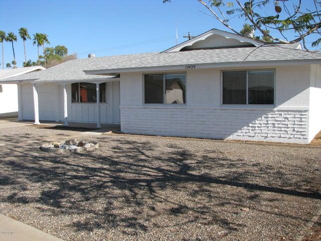 12429 N AUGUSTA Drive, Sun City, AZ 85351