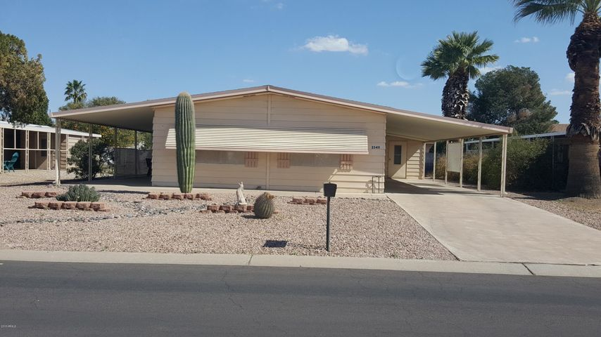 25411 S WYOMING Avenue, Sun Lakes, AZ 85248