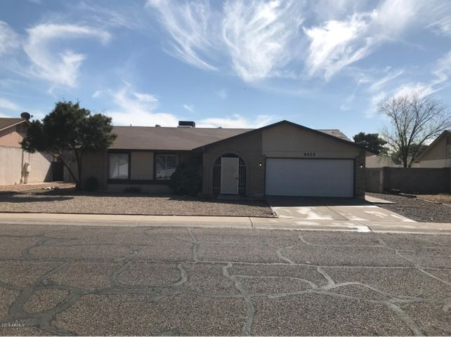 6425 W HATCHER Road, Glendale, AZ 85302