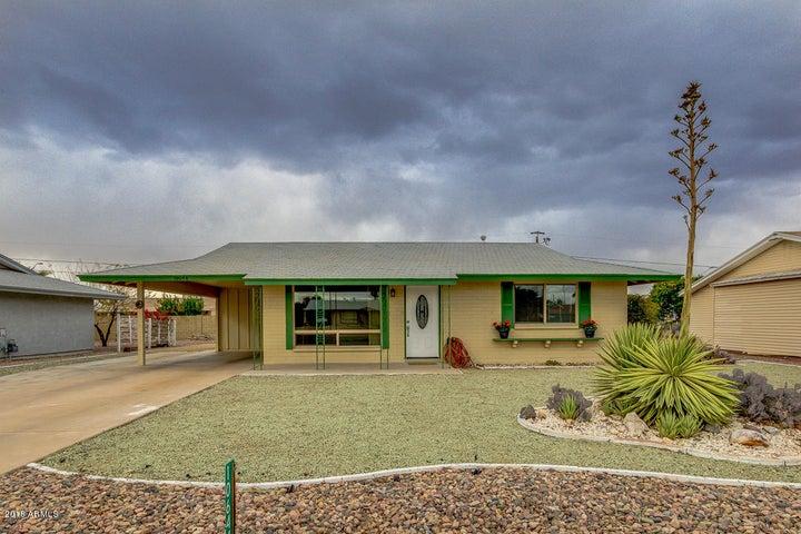 10644 W ALABAMA Avenue, Sun City, AZ 85351